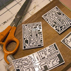 How To Make Printed Circuit Boards Diy Pcb Basic Audio